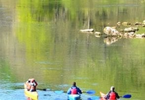 River Wye kayaking trips
