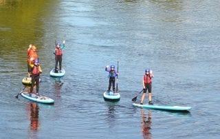 Testimonials Way2Go Adventures Wye Valley Canoeing banner