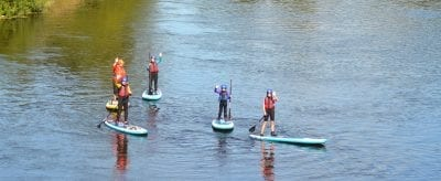 Testimonials Way2Go Adventures Wye Valley Canoeing banner