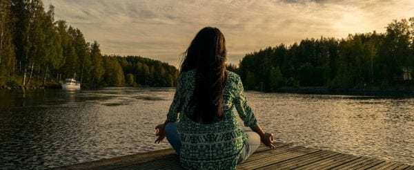 Yoga meditation and wellbeing retreats in the Wye Valley and Forest of Dean
