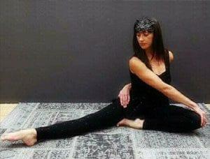 Sally yoga teacher retreat