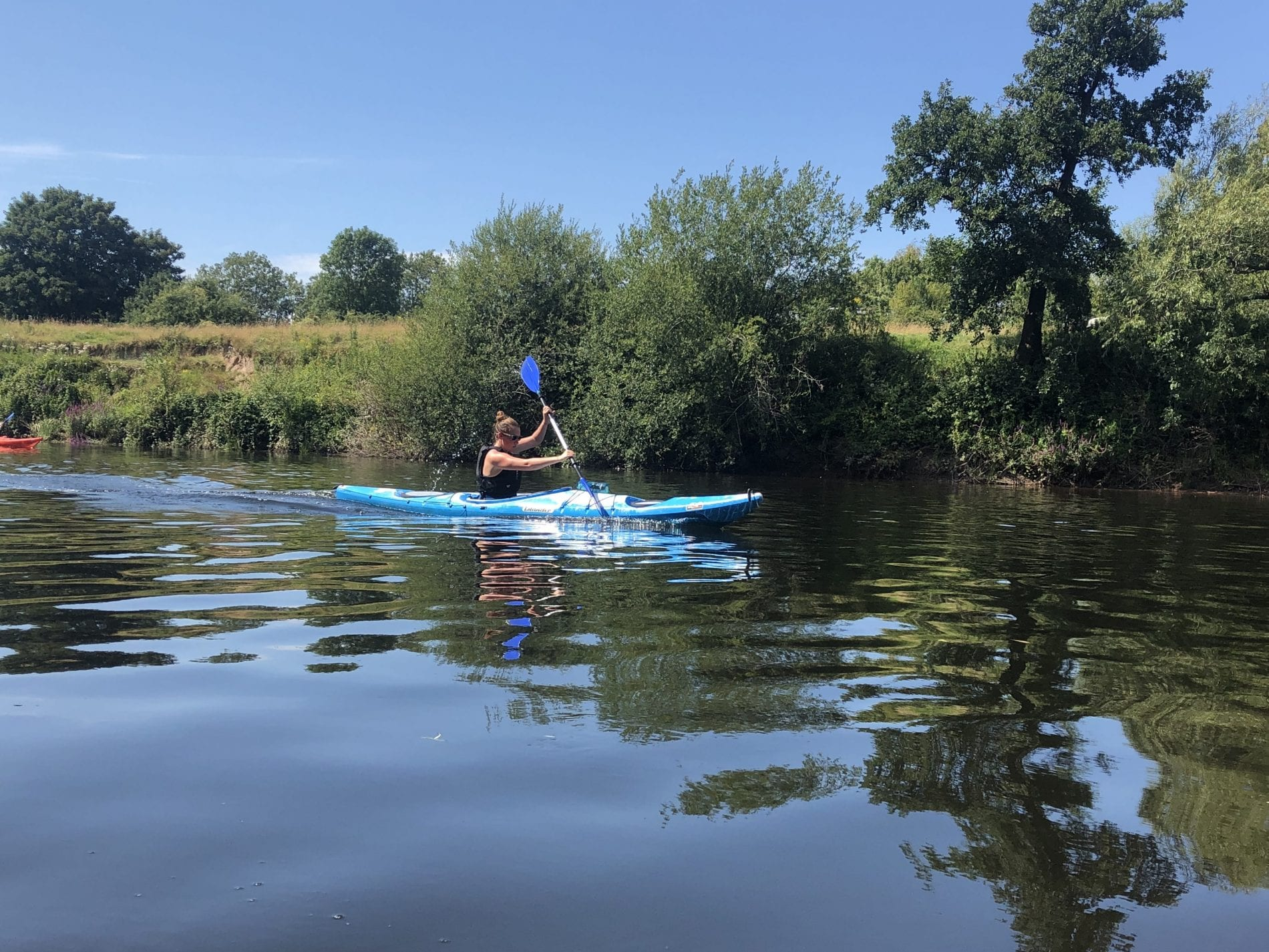Canoeing on River Wye - Way2Go Adventures