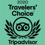 Way2Go Adventures - Trip Advisor 2020 logo - Outdoor Activities - Canoeing on River Wye